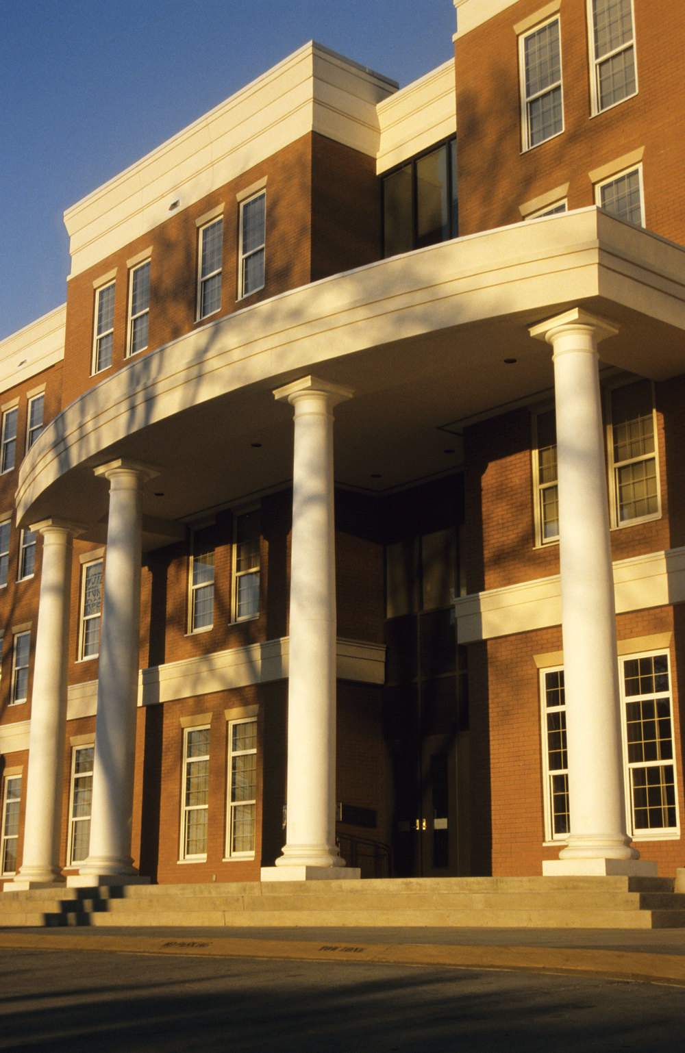 Oseola Mccarty Residence Hall University Of Southern