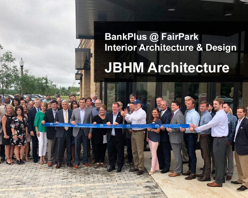 Grand Opening of BankPlus at Fairpark, Tupelo - Interior